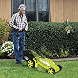 Sun Joe 17 in. Corded Electric Lawn Mower