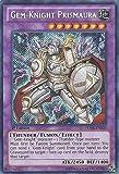 Yu-Gi-Oh! - Gem-Knight Prismaura (HA06-EN020) - Hidden Arsenal 6: Omega Xyz - 1st Edition - Secret Rare