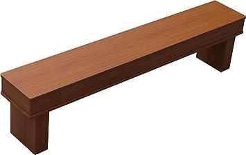 Banco con compartimento para billar mesa comedor: Amazon.es ...