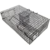 RUGGED RANCH RATTR The Ratinator Multiple Catch Live Rat Trap , 21 Rats in One