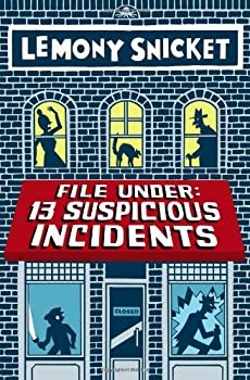 13 Suspicious Incidents 1443434779 Book Cover