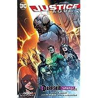 Justice League Cilt 7 - Darkseid Savaşı Bölüm 1