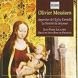 Apparition De L'Eglise Eternelle / Nativite Du by Messiaen (2011-03-29)