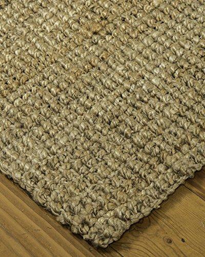 Natural Wool Sisal Rug - 9