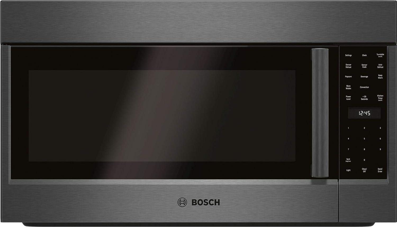 Horno microondas Bosch HMV8044U serie 800 de 30 pulgadas con 1.8 ...