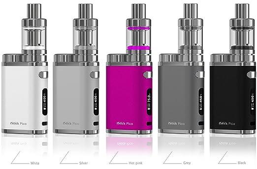 284 opinioni per Eleaf iStick Pico Nuovo 75W TC Kit Prodotto Senza Nicotina- Colore: Rosa