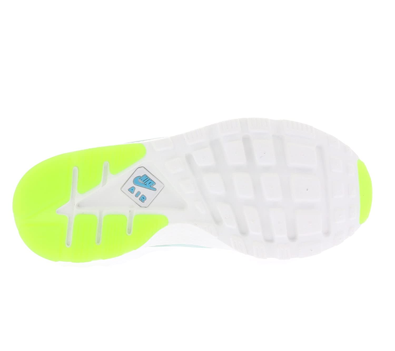 NIKE Damen (Fiberglass W Air Huarache Run Ultra Turnschuhe Azul Claro (Fiberglass Damen / Elctrc Grün-gmm Bl) 549332