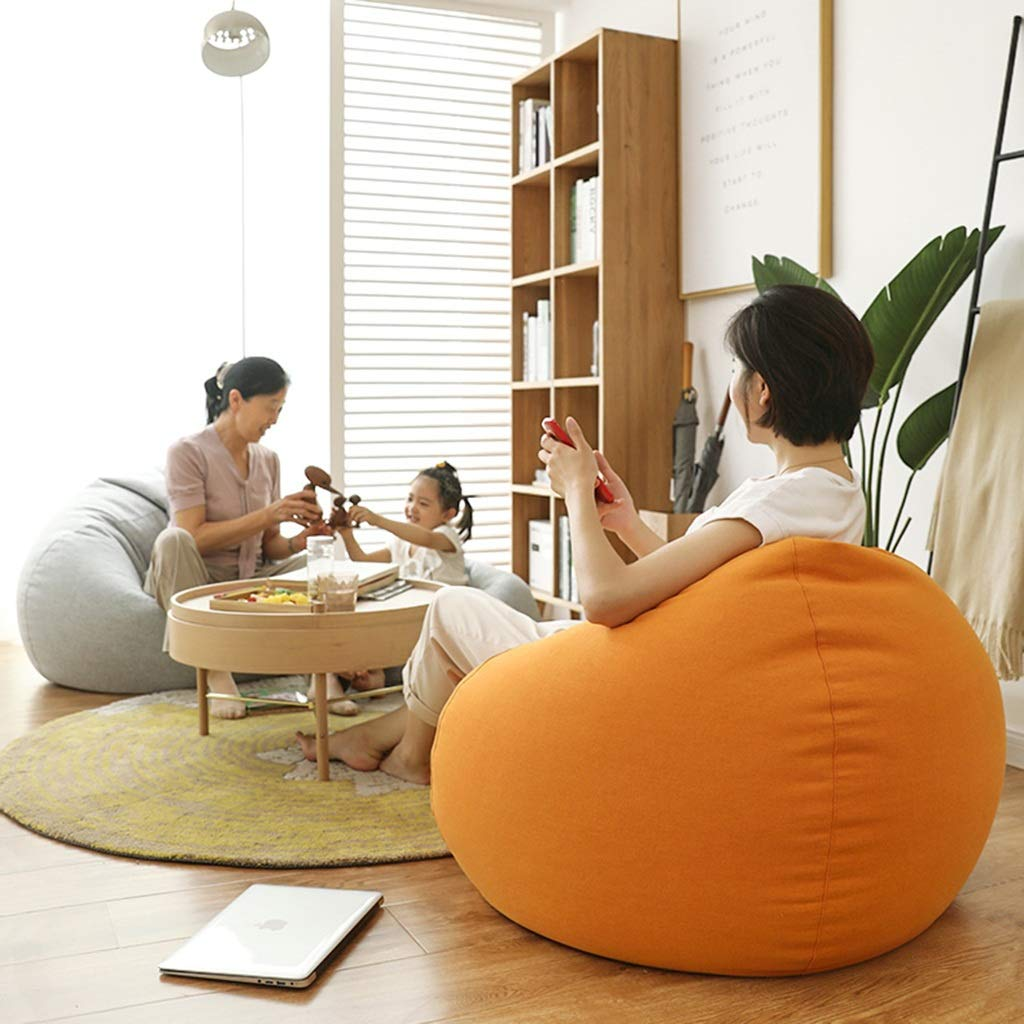 Beanbag Chairs Lazy Chair Balcony Suitable for Study bedrooms Modern Simplicity