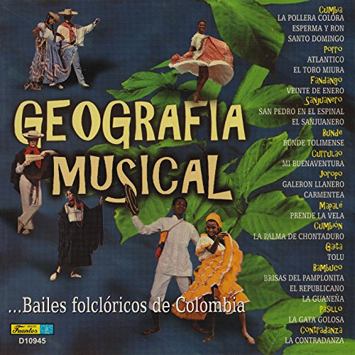 Various artists Stream or buy for $5.99 · Geografía Músical ... Bailes F..