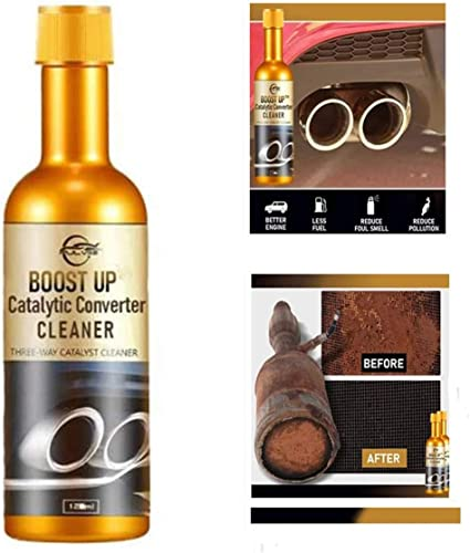 BoostUp Catalytic Converter Cleaner