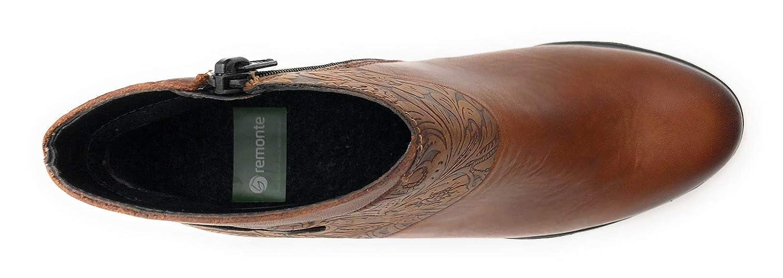 Remonte, Stiefel Damen Stiefel Remonte, & Stiefeletten Braun braun Braun a64d0f