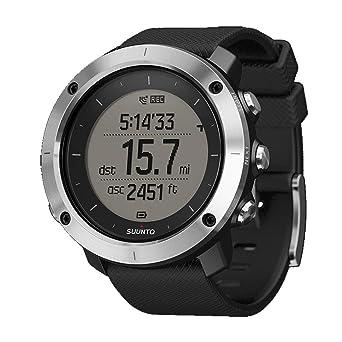 fbd8d13c0b SUUNTO[スント] 登山 トレッキング GPS TRAVERSE BLACK トラバース ブラック SS021843000 [並行輸入品