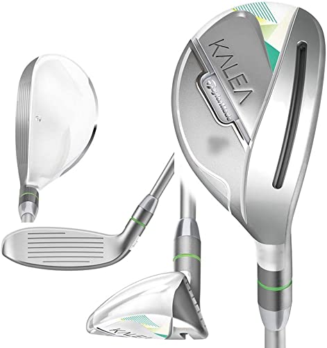 TaylorMade Women s Kalea Golf Hybrid Club