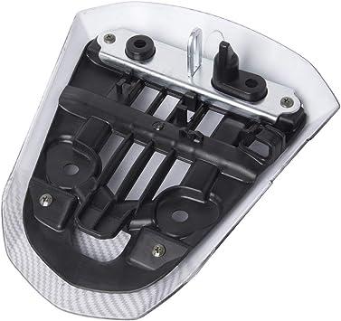 Pasajeros r/ígida Asiento gugel cubierta protectora Secci/ón para 2015/ XX ecommerce Moto ABS pl/ástico parte trasera pasajero /15/16 /2016/Yamaha YZF R 125/R125/