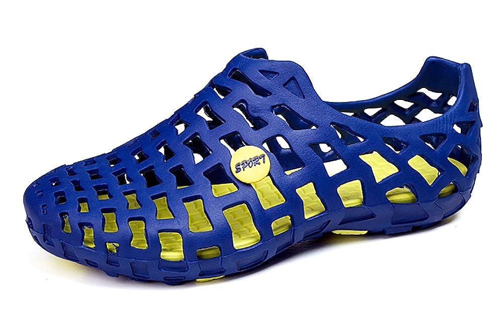 EwigYou Superleichte Wassersportschuhe Liebspaar Unisex Crocs Strandschuhe Schnelltrockende Wasserschuhe Badeschuhe für Damen und Herren