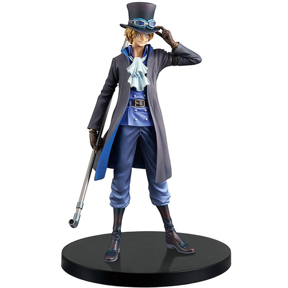 One Piece Sabo Action Figure DXF Sabo Figure One Piece Action Figure CYRAN