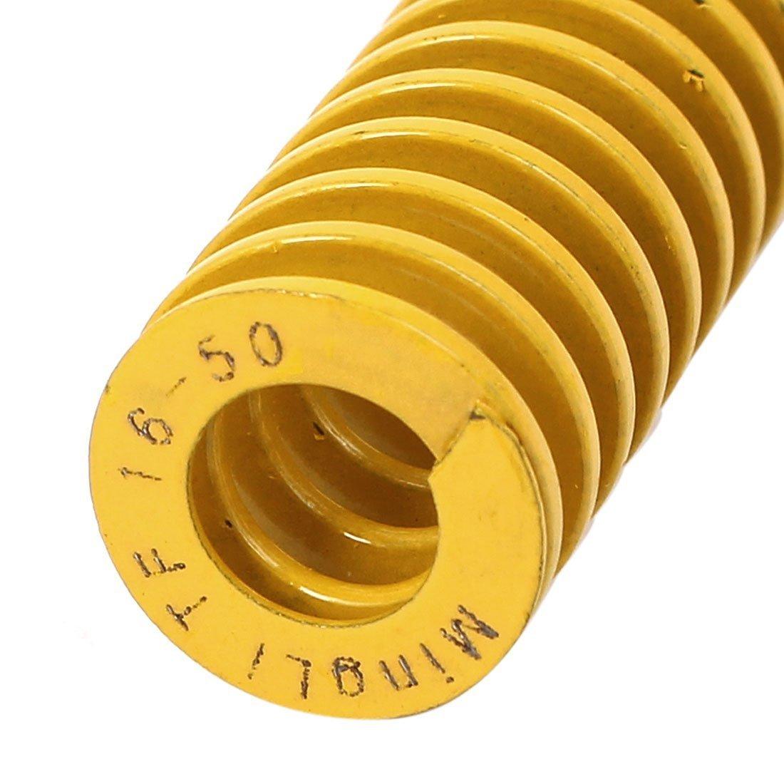 DealMux 16 milímetros x 50mm Tubular Seção de Metal Mold Die compressão Primavera 5 Pcs: Amazon.com: Industrial & Scientific