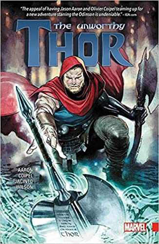 Image result for Unworthy Thor cover