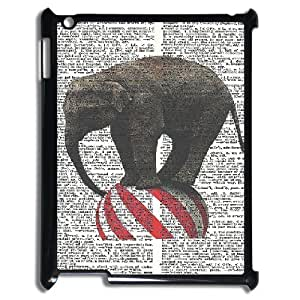 Elephant on Dictionary ZLB523032 Brand New Phone Case for Ipad 2,3,4, Ipad 2,3,4 Case