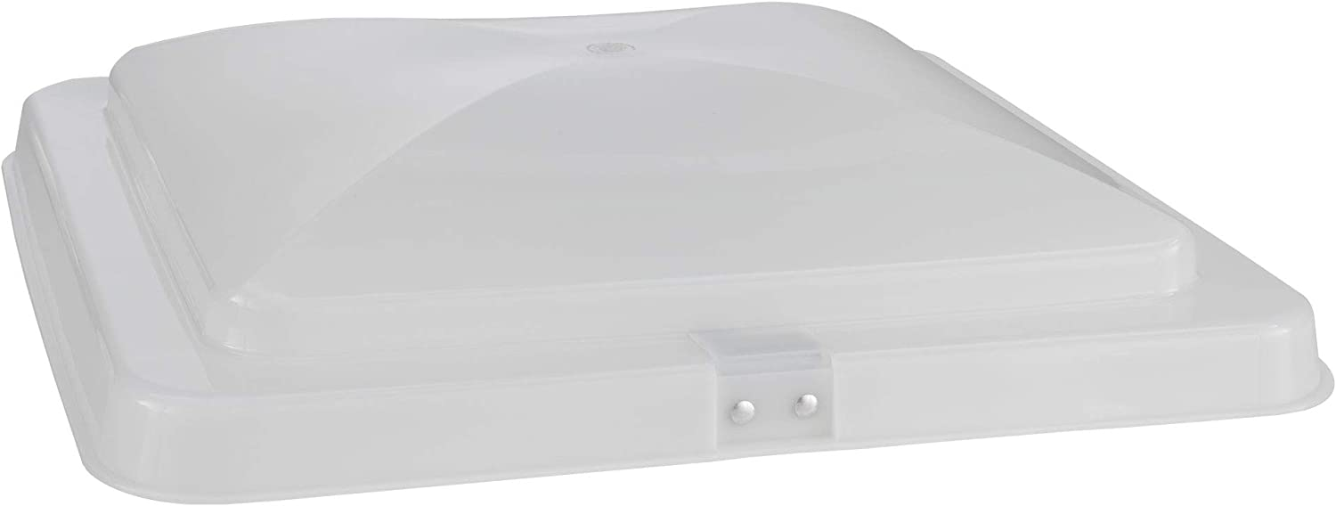 White Hengs 90110-C1 Thermal Pane Lid for 70000 Series Vortex Vents 1 Pack