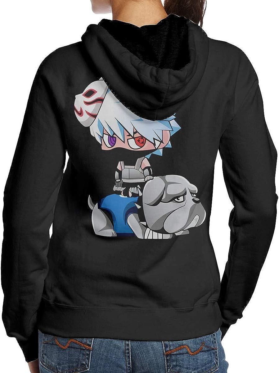 AdelineEstell Kakashi Hatake Womans Motion Leisure Time Sweater