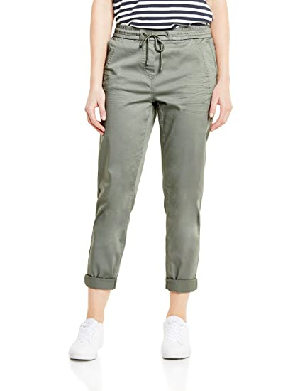 good texture in stock new arrive Cecil Damen Hose