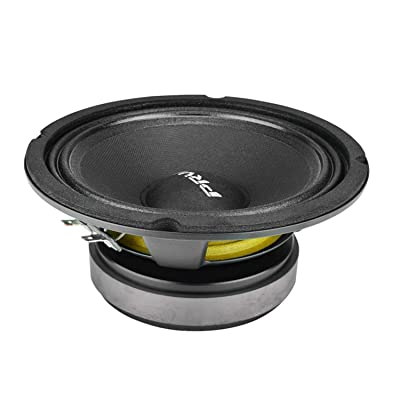 "PRV AUDIO 6MB200 V2 6"" Mid Bass 100 Watts Rms 8 Ohms Pro Audio Speaker 93.5Db 1.5"" Vc (Single) (6MB200V2): Electronics"