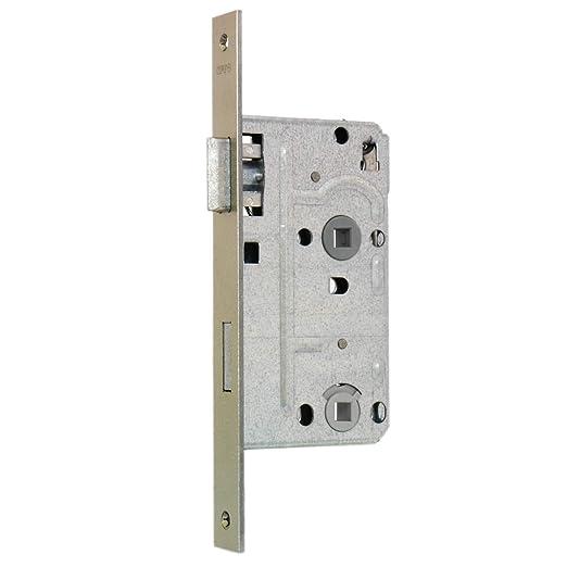 KFV 104 - Cerradura para inodoro, mandril: 55 mm, distancia ...