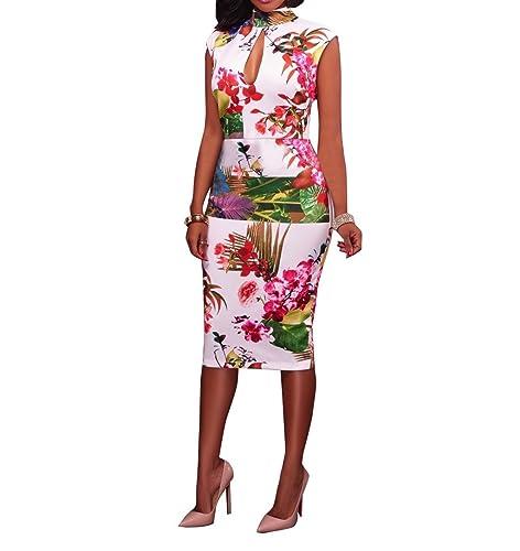 AllForYou –  Vestito  – fasciante – Senza maniche  – Donna As Shown 40