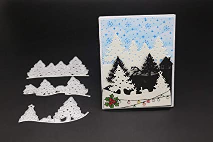 Electronic Components & Supplies Good Christmas Snowman Baby Metal Cutting Dies Stencils For Diy Scrapbooking Decorative Embossing Suit Paper Card Die Cutting Tool Excellent Quality