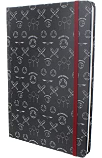 Amazon.com : HARRY POTTER Hogwarts Quidditch Journal ...