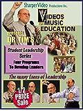 Software : Music Student Leadership Series (Dr. Tim Lautzenheiser)