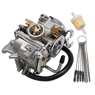 KIPA Carburetor for YAMAHA XV125 XV250 Route 66 V Star 250 Virago 250 XV250 motorcycle carburetor: Automotive