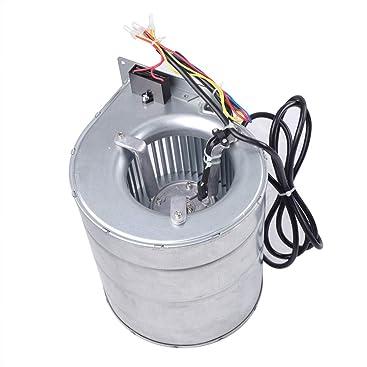 LianDu Ventilador Centrífugo Extractor Ventilador Ventilador ...