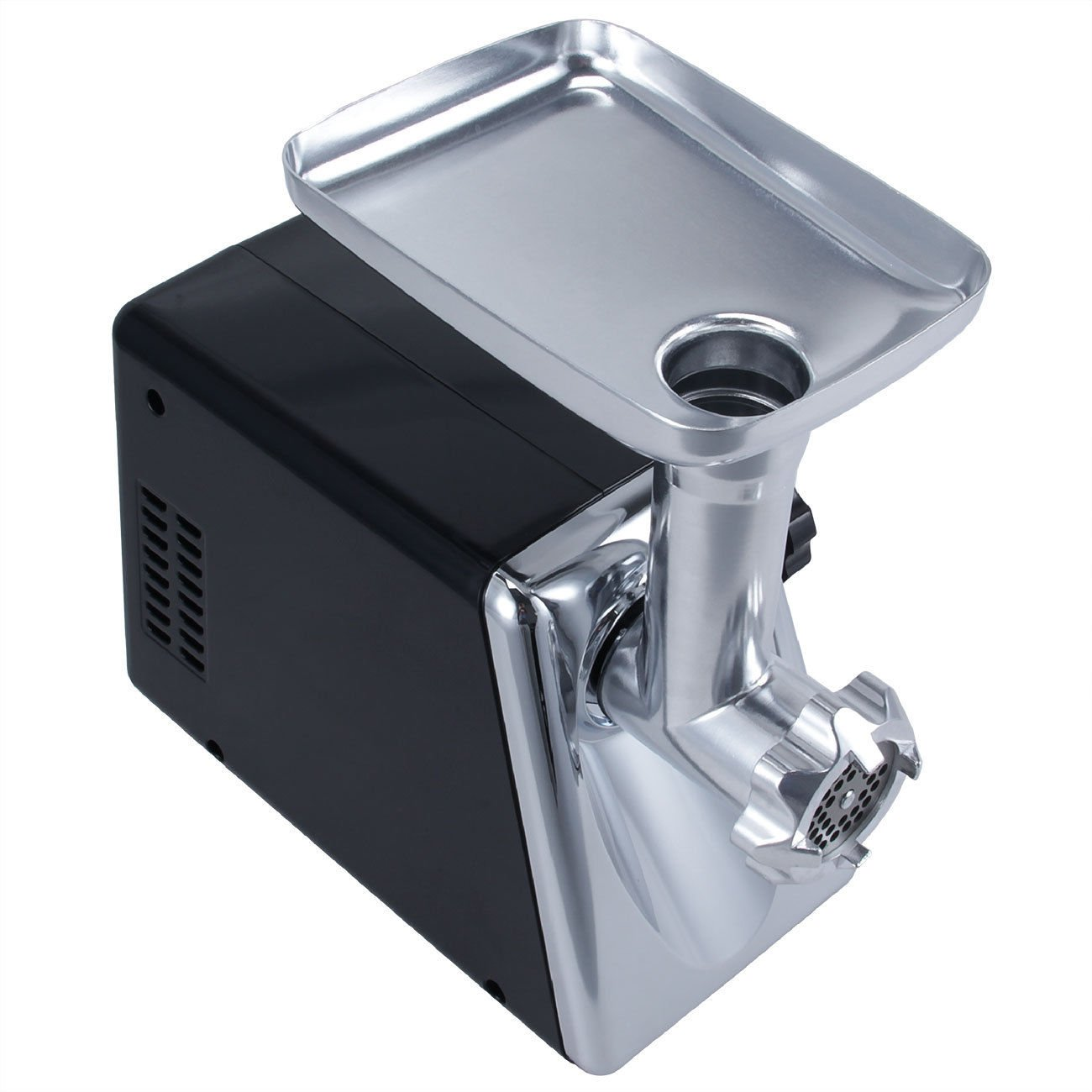 Electric Meat Grinder Stainless Steel Sausage 3 Blade, 1300W