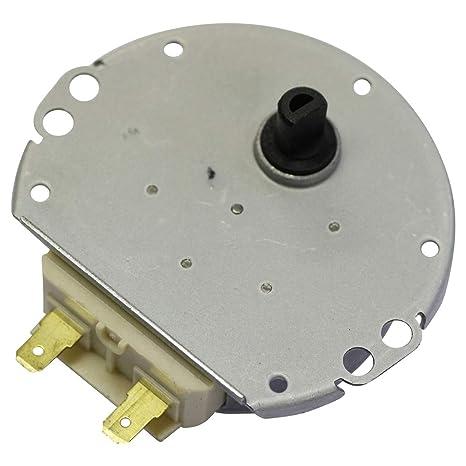 LG - Motor de bandeja para horno microondas: Amazon.es: Grandes ...