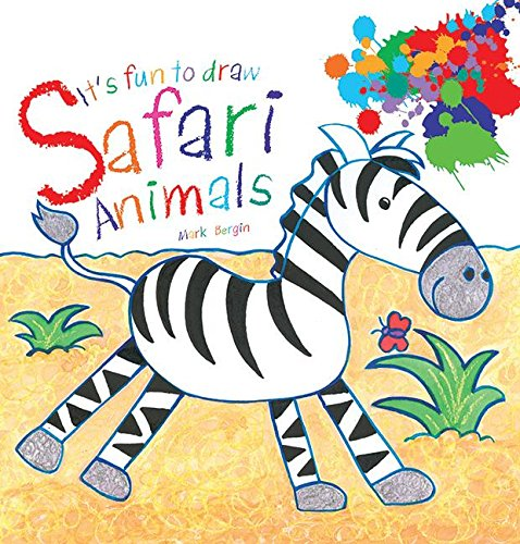 Download It's Fun to Draw Safari Animals pdf epub
