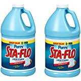 Purex Sta-Flo Concentrated Liquid Starch, 64 oz Bottle (2 pack)