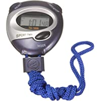 Digital Stopwatch and Alarm Timer for Sports/Study/Exam