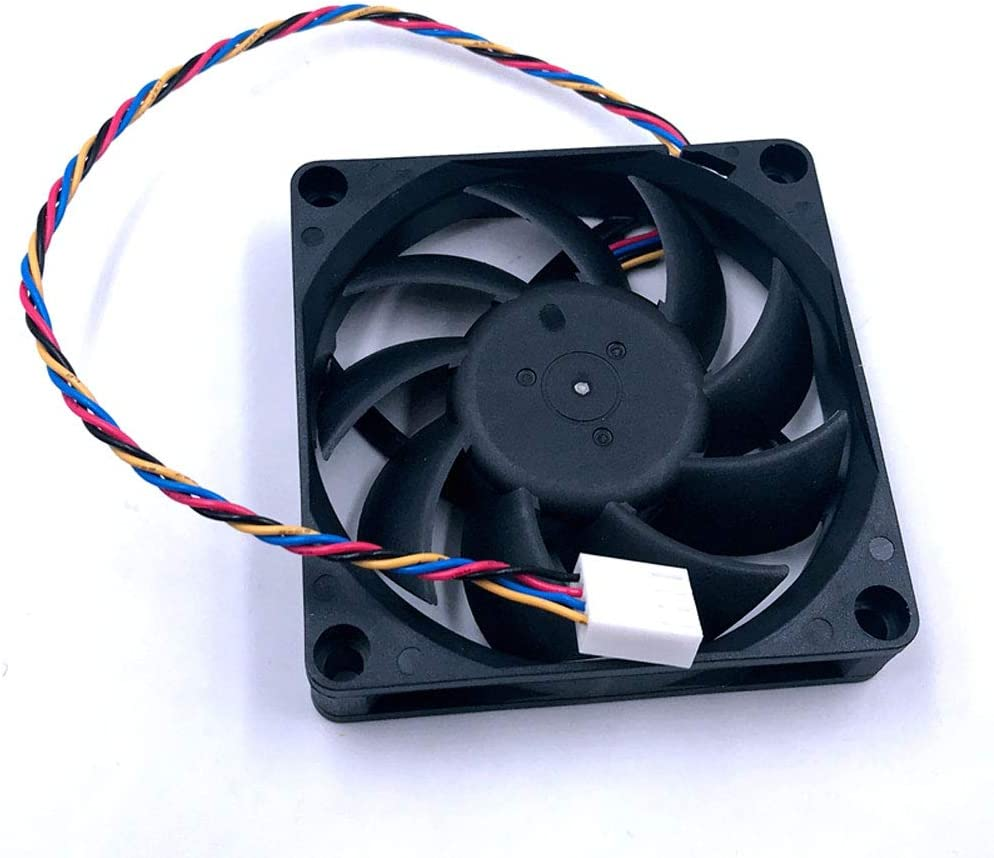 New for Delta AFB0712VHB DC12V 0.55A 45CFM 5200RPM PWM with Temperature Control Sensor Computer CPU Server Inverter Cooling Fan