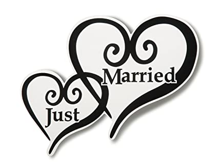 amazon just married heart car magnet home kitchen Strawberry Shortcake Birthday Signs image unavailable