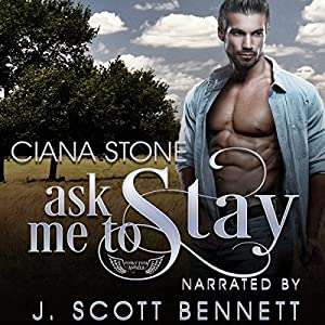 Ask Me to Stay Audiobook