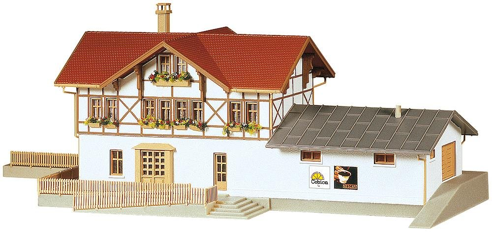 Faller 212106 Station Hochdorf N Scale Building Kit