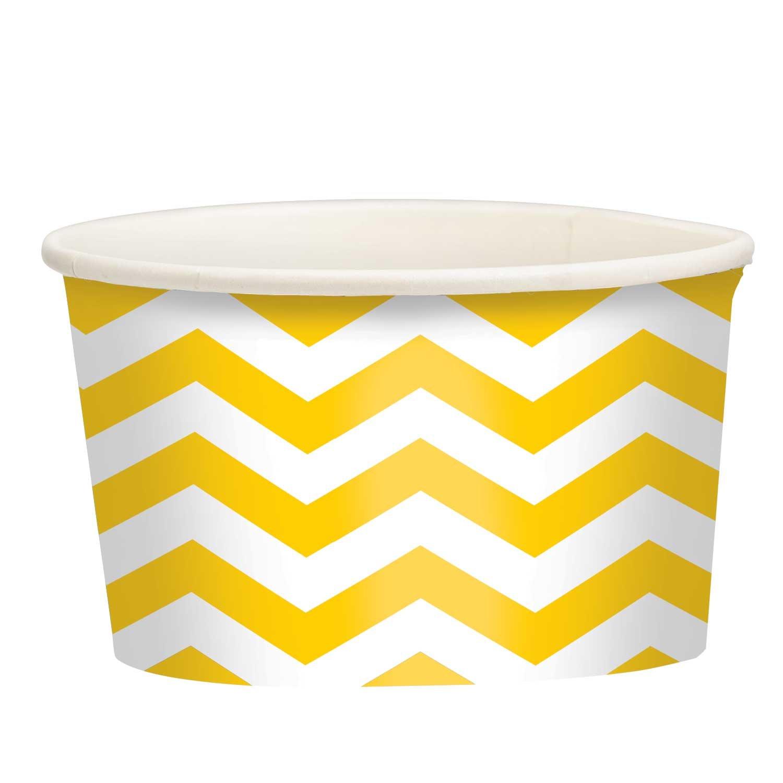 Amscan 431492.09 party supplies 9.5 oz sunshine yellow