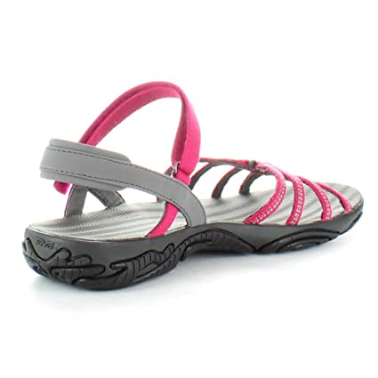 de4fd0e2a72b Teva Ladies Kayenta Studded Walking Hiking Sandals 1002346 Red   Amazon.co.uk  Sports   Outdoors