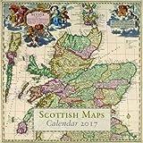 Scottish Maps Calendar 2017