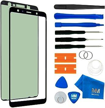 MMOBIEL Kit de Reemplazo de Pantalla Táctil Compatible con Samsung Galaxy A7 A750 2018 6.0 Inch (Negro): Amazon.es: Electrónica