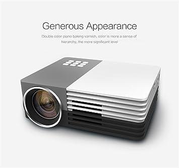 GM50 HD Mini proyector de vídeo Multimedia Apoyo funda para ...
