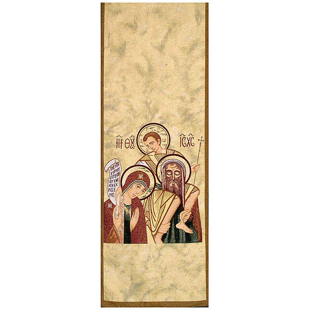 Lectern Cover Holy Family, Neocatechumenal