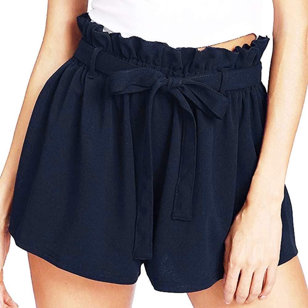 FELZ Pantalones Mujer Pantalones Cortos Mujer Pantalones Cortos de ...